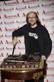 Santiago Segura en la celebración de la fiesta de 'Torrente 4'