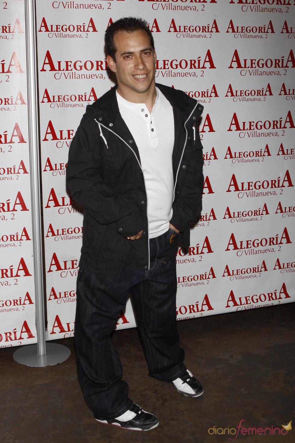 El actor El Langui en la fiesta de 'Torrente 4' por seguir en la cima