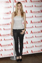 Norma Ruiz, muy guapa en la fiesta por el éxito de 'Torrente 4'