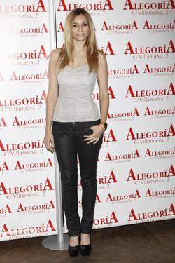 Norma Ruiz, elegante pero informal