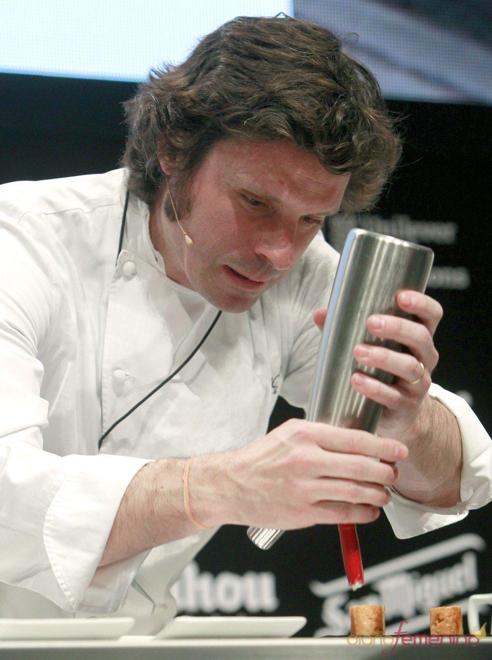 Las recetas afrodisíacas de Víctor Enrich vuelven a Canal Cocina