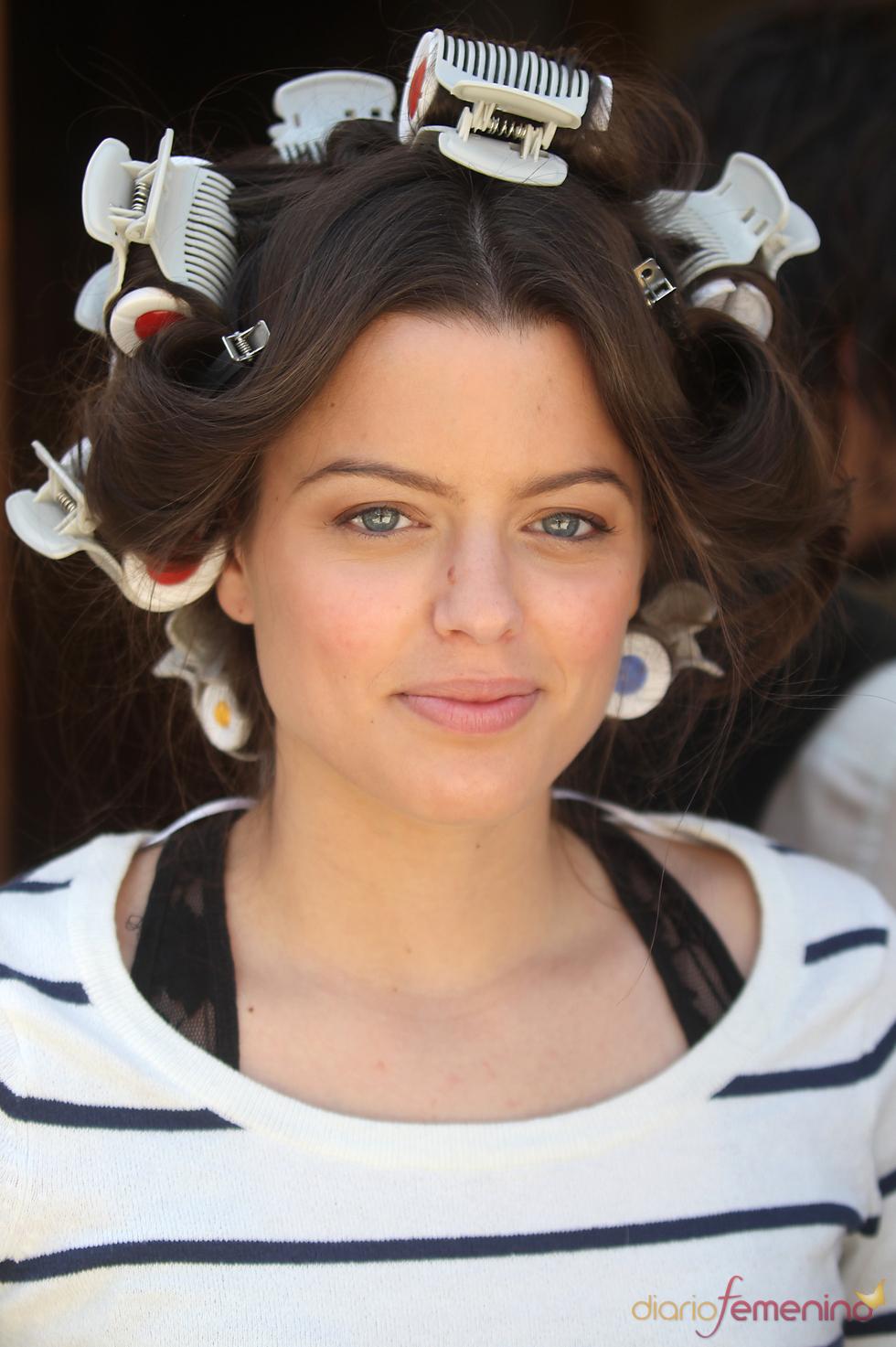 Adriana Torrebejano se prepara para rodar 'Tierra de Lobos'