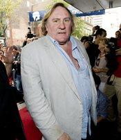 Gerard Depardieu en el Festival de Cine de Montreal