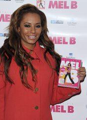 Mel B protagoniza un videojuego de baile