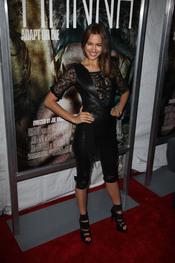 Irina Shayk en el estreno en Nueva York de 'Hannah'