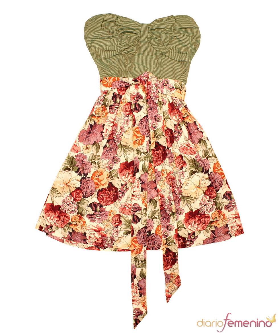 Vestidos para la temporada primavera verano