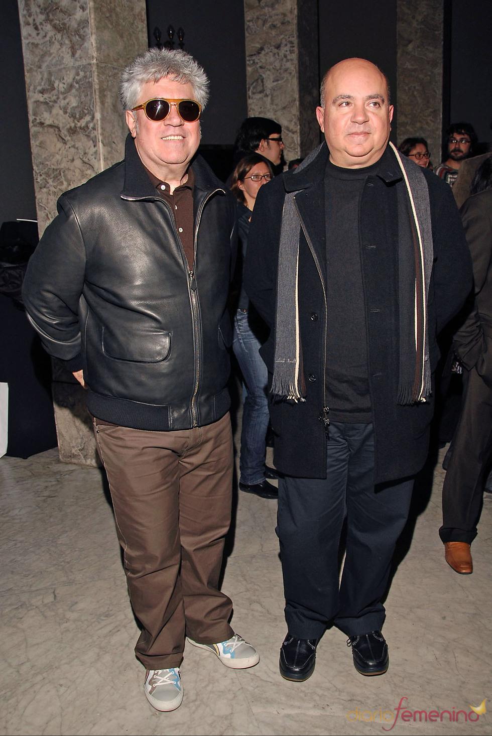 Pedro Almodóvar y Agustín Almodóvar regresan a la Academia de Cine