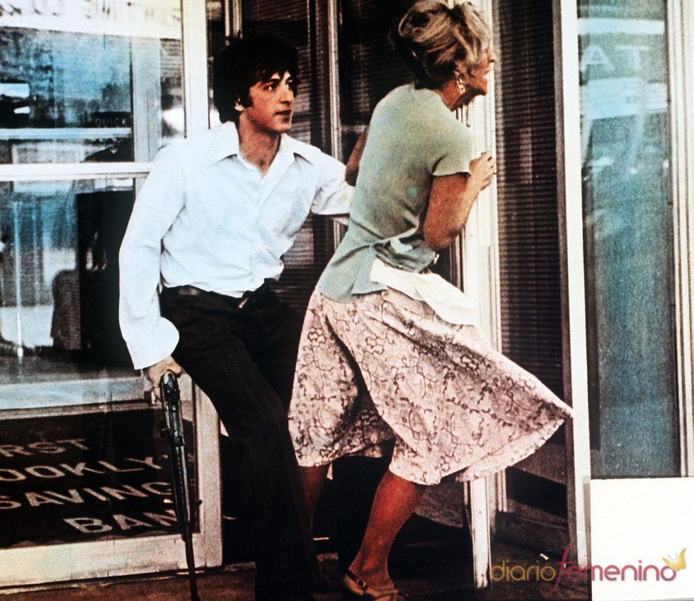 Fotograma de 'Tarde de perros', de Sidney Lumet, con Al Pacino