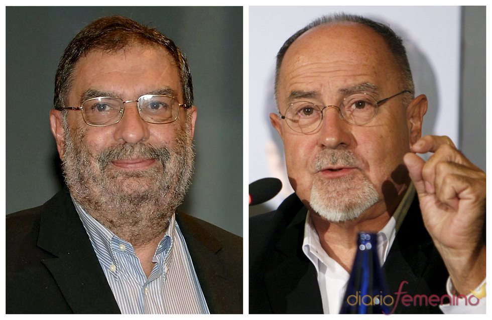 Bigas Luna y Enrique González Macho