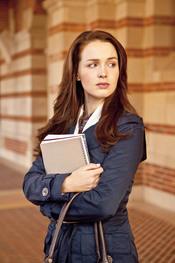 Camilla Luddignton, la actriz que dará vida a Kate Middleton en el biopic de la pareja real