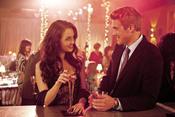 Los actores de Will & Kate protagonizan una escena en un bar de Londres