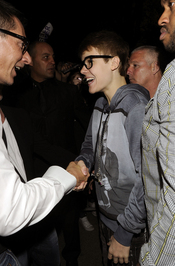 Dolce & Gabbana se encuentran con su muso: Justin Bieber