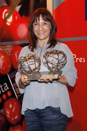 Blanca Portillo recoge el Premio a la Excelencia Picota del Jerte 2011