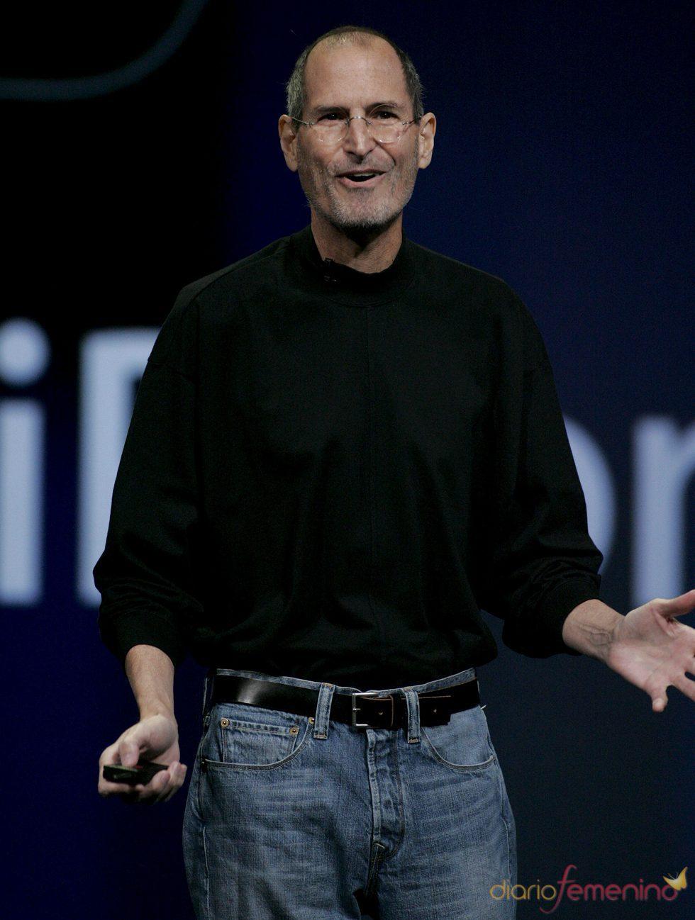 Steve Jobs, fundador de Apple
