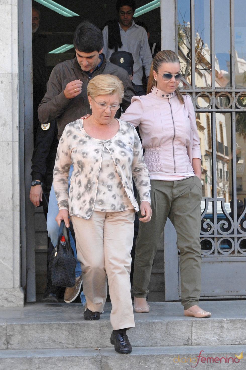 María José Campanario, Remedios Torres y Jesulín el segundo día de juicio por la 'Operación Karlos'