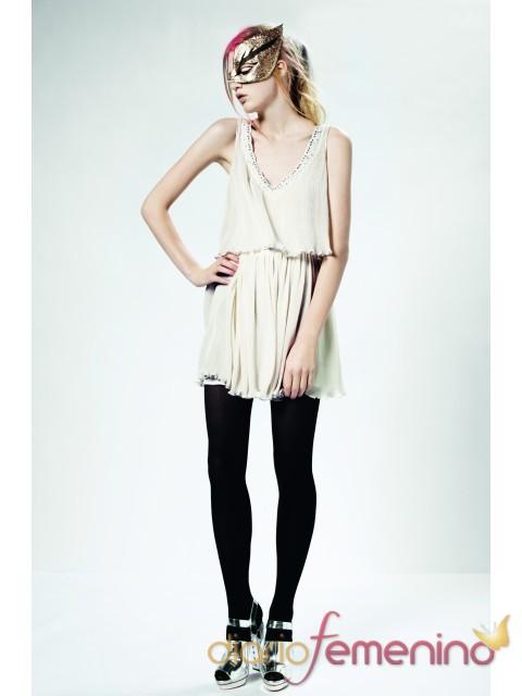 Vestido en color crudo de Top Shop para la temporada 2011
