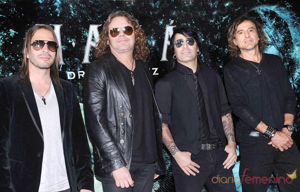 Maná actuará en el Rock in Rio de Madrid 2012