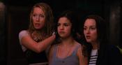 Katie Cassidy, Leighton Meester y Selena Gómez en una escena en 'Monte Carlo'