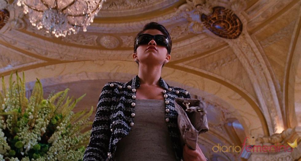 Selena Gómez con gafas de sol en 'Monte Carlo'