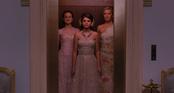 Katie Cassidy, Leighton Meester y Selena Gómez vestidas de fiesta en 'Monte Carlo'