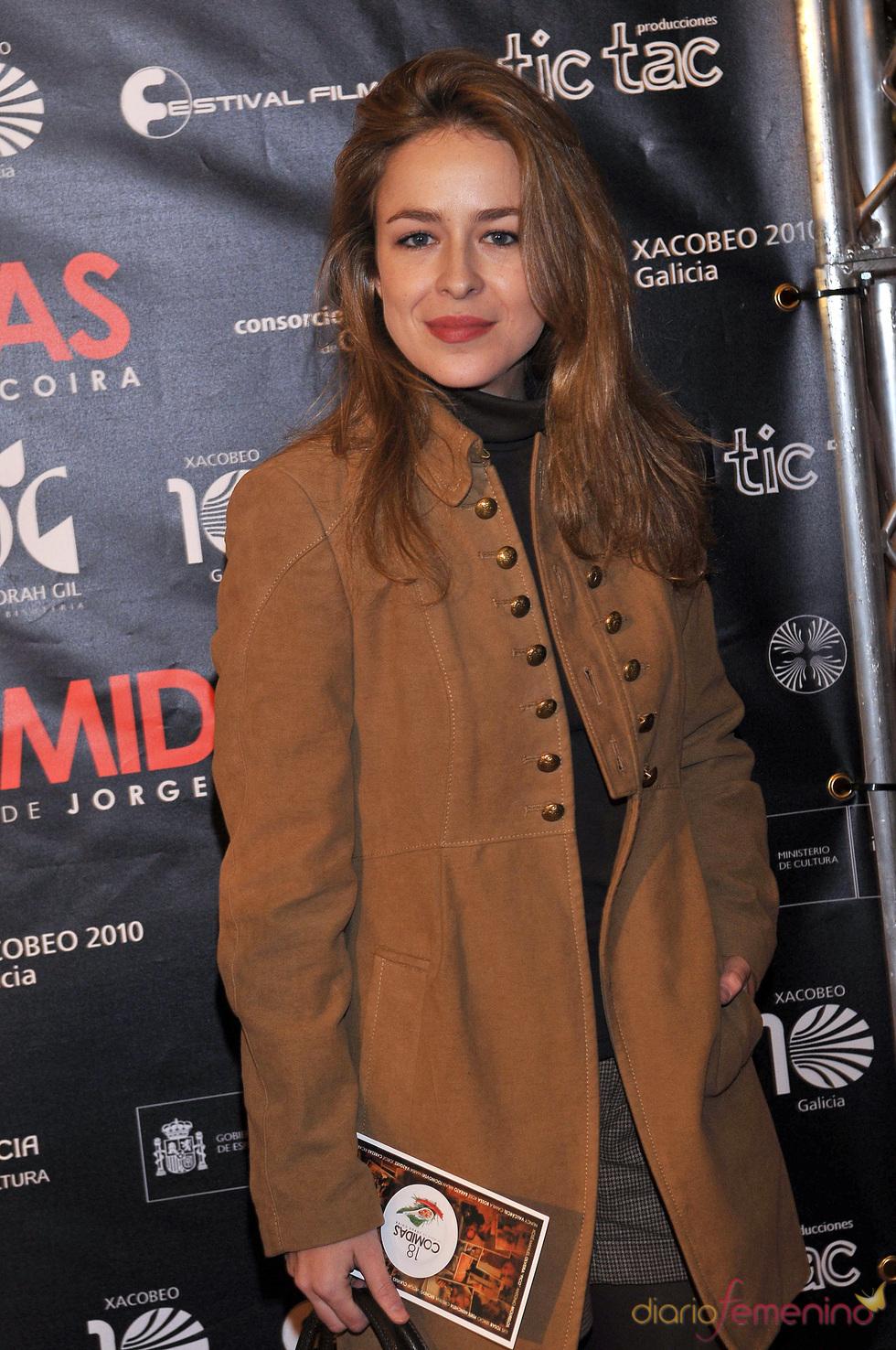 Silvia Abascal sufre un ictus cerebral