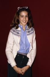 Sarah Jessica Parker en 1980