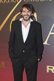 Fernando Tejero en el 'Premio Maja de los Goya de Carrera y Carrera'