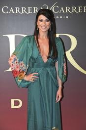 Sonia Ferrer en el 'Premio Maja de los Goya de Carrera y Carrera'