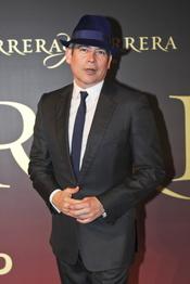 Boris Izaguirre en el 'Premio Maja de los Goya de Carrera y Carrera'