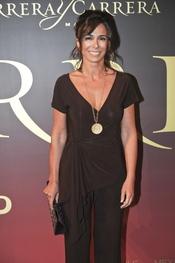 Lydia Bosch en el 'Premio Maja de los Goya de Carrera y Carrera'