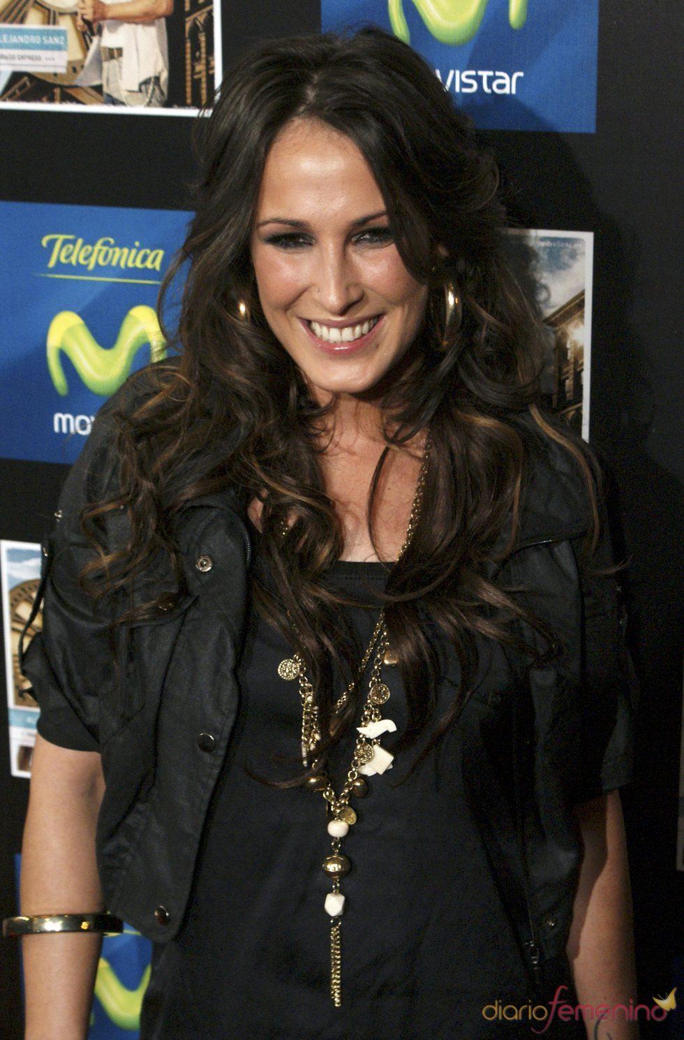 Malú ofrece un concierto en el Palacio de los Deportes de Madrid
