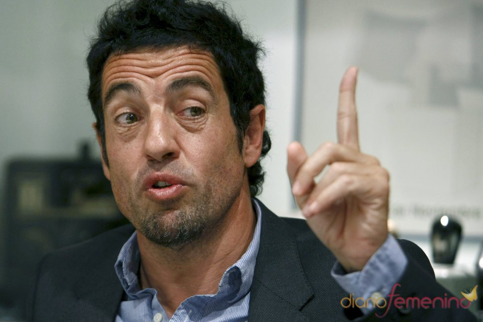 Daniel Écija, productor de 'Águila Roja', entre otras...