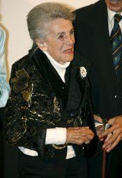 La actriz María Isbert, ingresada en el hospital a sus 93 años
