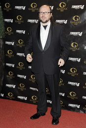 Santiago Segura en la premiere de 'Torrente 4'
