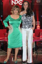 María Teresa Campos y Rocío Carrasco presentan 'Nacidas para cantar'