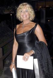 Bárbara Rey en el verano de 2010