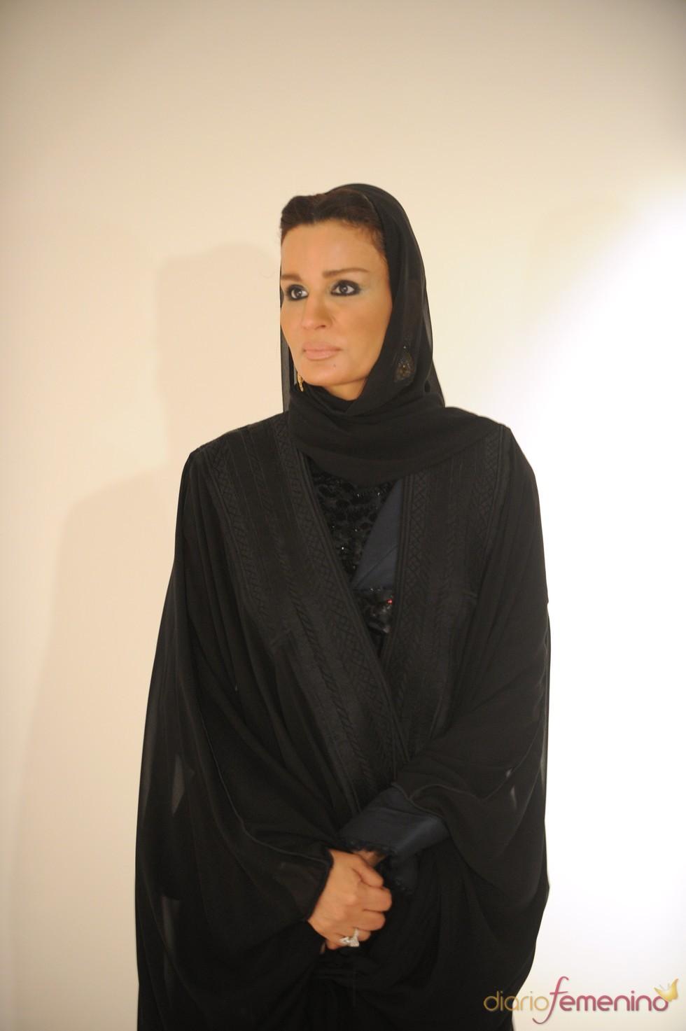 Sheikha Mozah Bint Nasser Al Missned, jequesa de Qatar