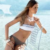Bikini estampado de la colección verano 2011 de Goldenpoint