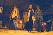 Fonsi Nieto y su novia pasan la Semana Santa en Marbella