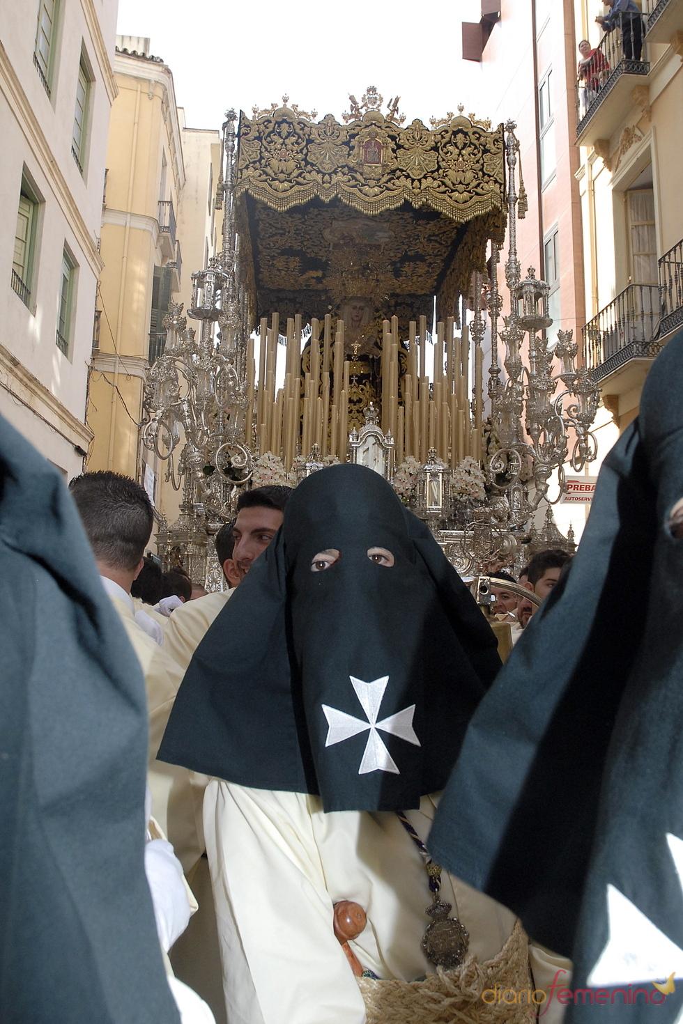 Antonio Banderas, mayordomo 'Narareno' en Semana Santa