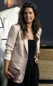La presentadora Nuria Roca