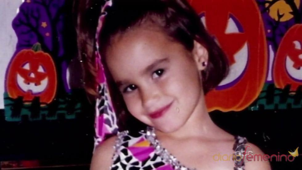 Demi Lovato antes de ser famosa: una niña modelo