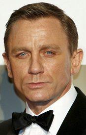 Daniel Craig en una foto de archivo