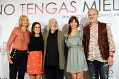 Belén Rueda, Nuria Gago, Michelle Jenner, Lluís Homar y Montxo Armendariz presentan 'No tengas miedo'