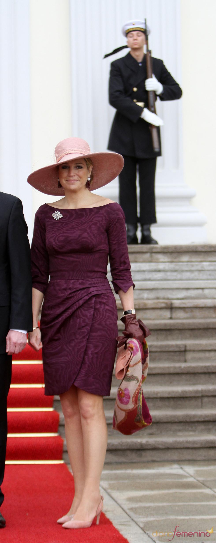 Máxima Zorreguieta, Princesa de Holanda