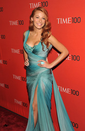Blake Lively en la gala Time 2011