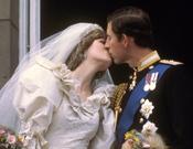 Carlos de Inglaterra el día de su boda con Diana Spencer