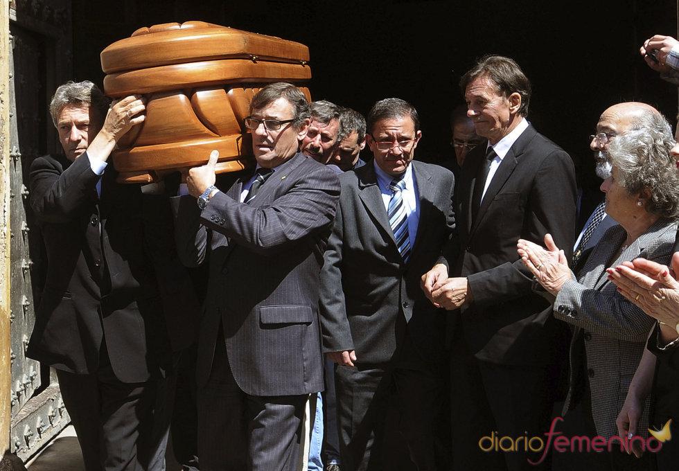 Funeral de María Isbert