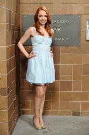 Cristina Castaño en la quinta temporada de 'La que se avecina'