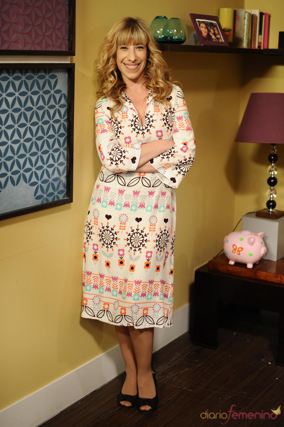 Nathalie Seseña en la quinta temporada de 'La que se avecina'